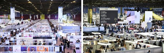Premiere Vision Paris, Premiere Vision AW17-18, Autumn/Winter 2017-18 fashion trends, textile trends, print design fair, textile fair, fashion trade show, Paris, Fabrics fair