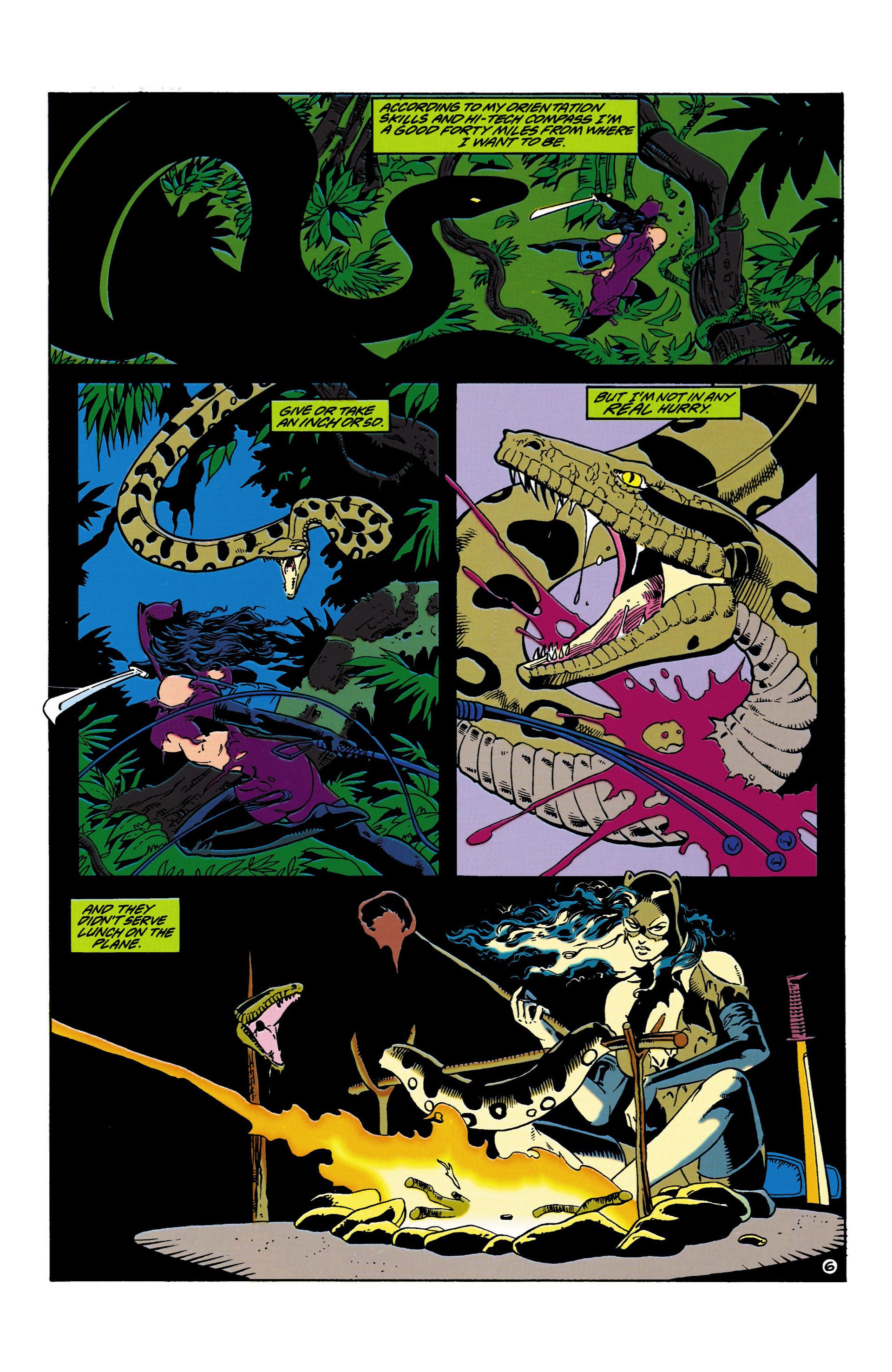 Catwoman (1993) Issue #19 #24 - English 6