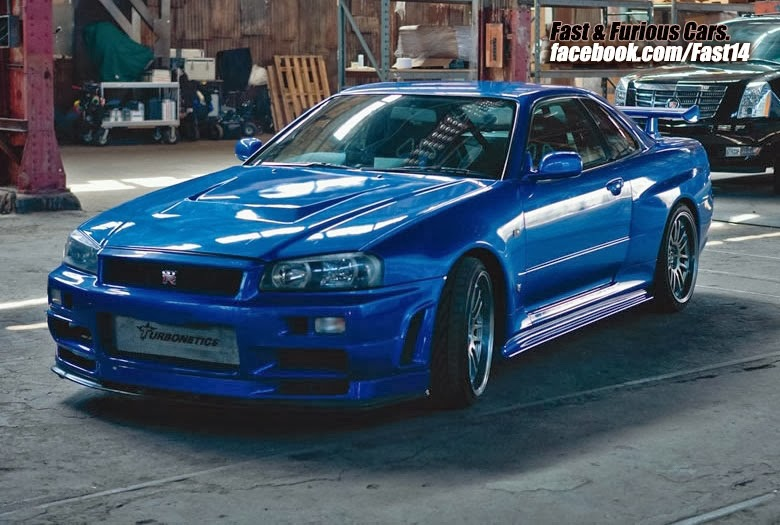 Happens. fast and furious nissan skyline gtr