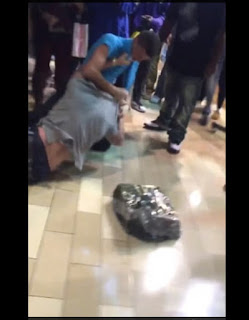 Peleas entre shopper en el black friday en Louisville Kentucky