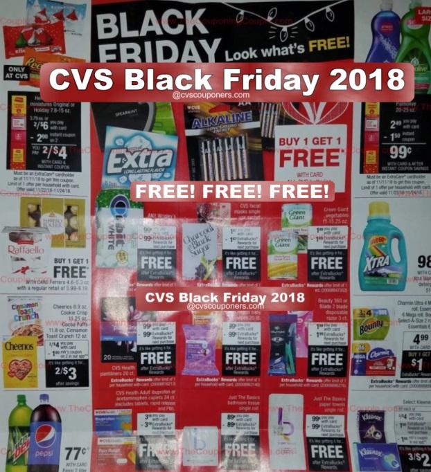 CVS Black Friday Ad 2018 Page 2