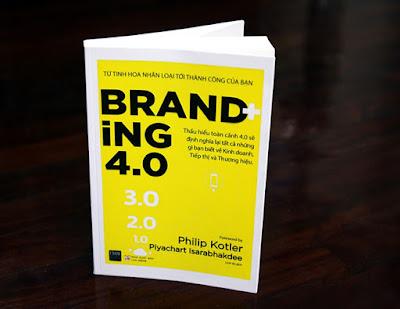 Branding 4.0 - Cách xây dựng thương hiệu trong kỷ nguyên 4.0