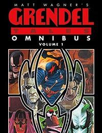 Grendel Tales Omnibus