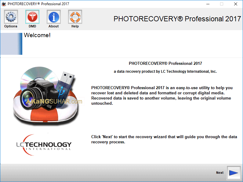 Download PHOTORECOVERY Professional 2017 5.1.6.0 Full Version Terbaru