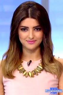 المذيعة، مريم سعيد، Mariam Said، ام بي سي، MBC، ايتي بالعربي