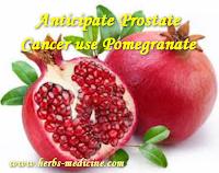 Anticipate Prostate Cancer use Pomegranate