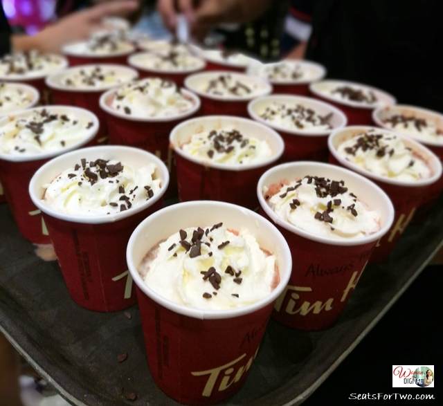 Tim Hortons' Warm Wishes Campaign and Holiday Offerings