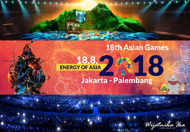 Profesionalitas Penyelenggaraan Asian Games 2018 Satu Jalan Terang Menuju Indonesia Maju