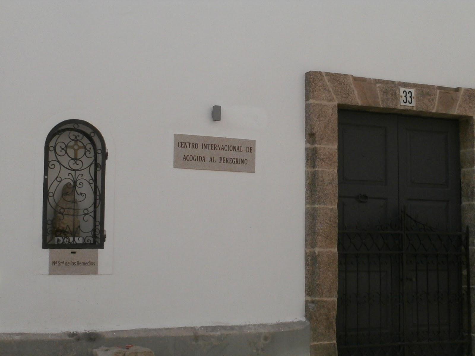Walking baesuris santiago november 2015 new pilgrim for Oficina del peregrino
