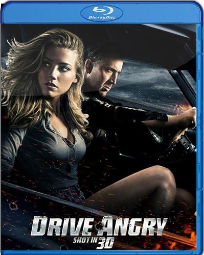 Drive Angry [2011] [BD25] [Español Latino – Castellano]