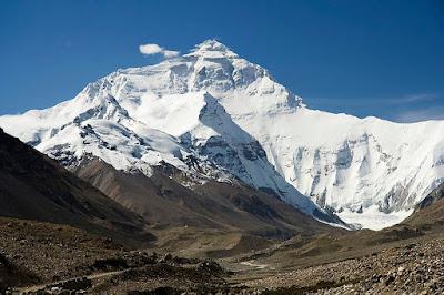 הר אוורסט מכיוון טיבט
