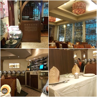 A well spent Evening At Gaylord Restaurant- The Interior Look- NBAM