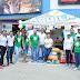 Samarios y Dadsa se solidarizaron de forma masiva en Dotatón para animales de calle
