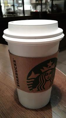 Starbucks tall Jade Citrus Mint hot tea refill