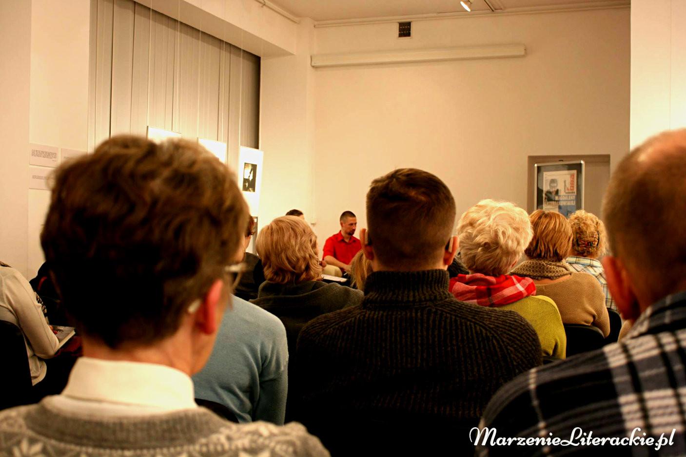 Spotkanie autorskie z Magdaleną Grzebałkowską, Spotkania z pisarzami, Marzenie Literackie