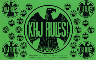 Second Generation KHJ Rules Sticker Sheet