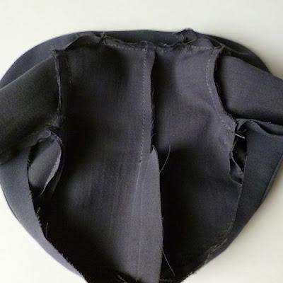 Sew collar