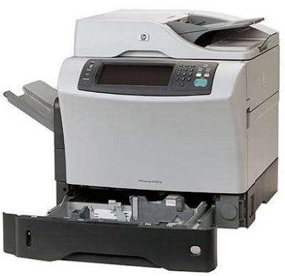 HP LaserJet 4345xm MFP Printer Driver Download