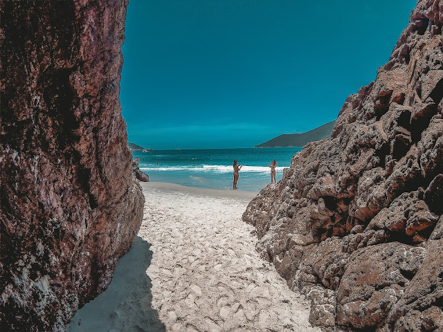 Gruta do Amor - Arraial do Cabo