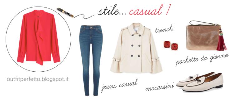 save off 440ec 7e847 Outfit Perfetto: CONSULENZA DI MODA: come abbinare una ...
