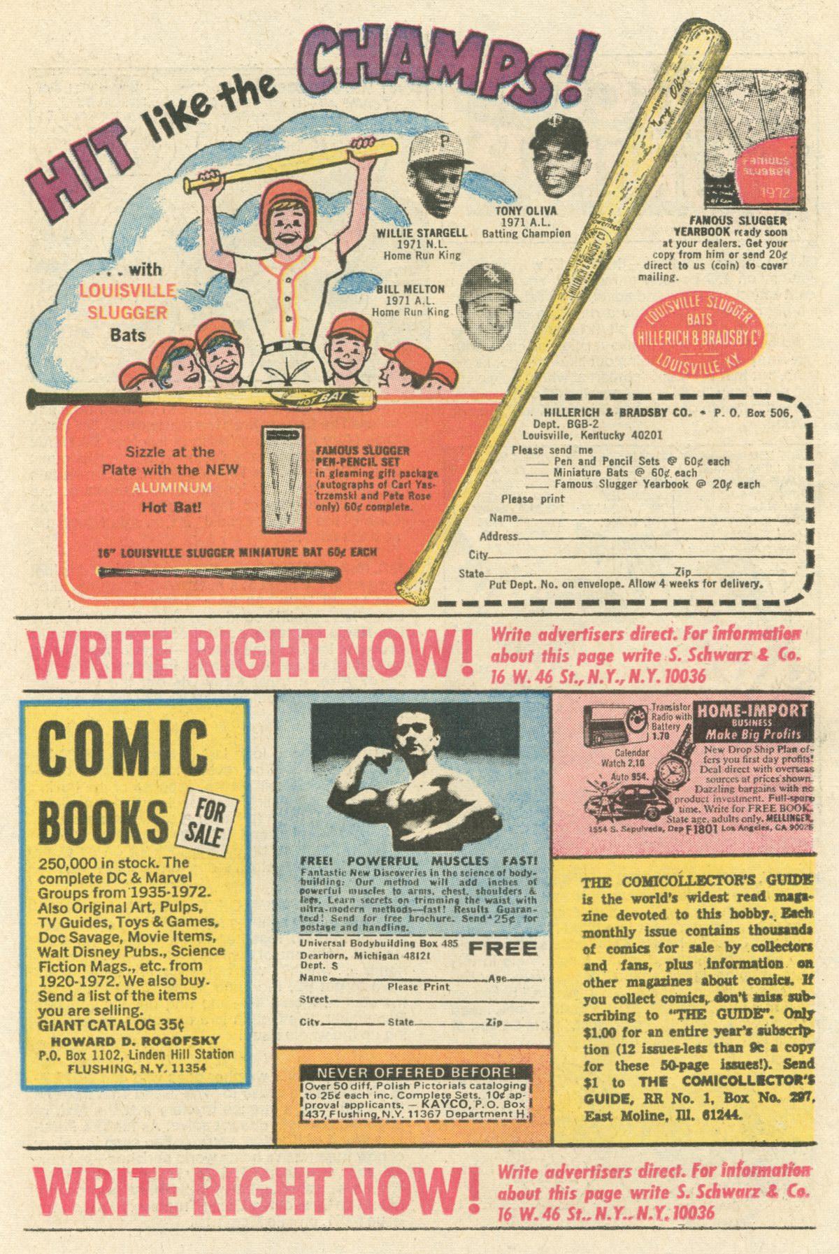 Read online World's Finest Comics comic -  Issue #211 - 33