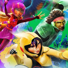 Big Hero 6 Powers - Big Hero 6 Powers Games Online