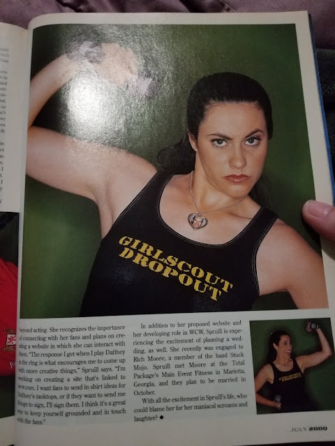 'Girlscout Dropout' shirt as worn by Daffney Unger. PYGear.com