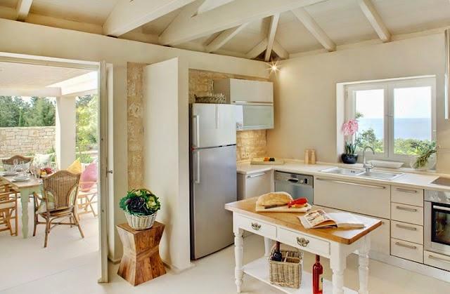 Ιδέες διακόσμησης-σπίτι στο Ιόνιο Πέλαγος