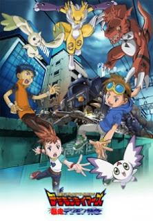Digimon Tamers: Bousou Digimon Tokkyuu MP4 Subtitle Indonesia
