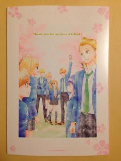 Hatsu*Haru chegou ao final nessa edição