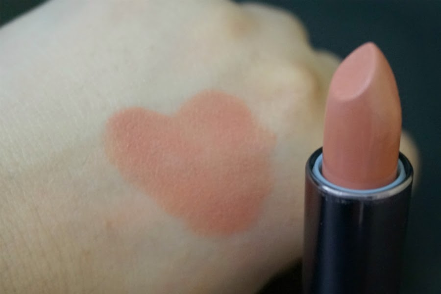 Swatch: Cover Girl Lip Perfection Lipstick in 255 Delish