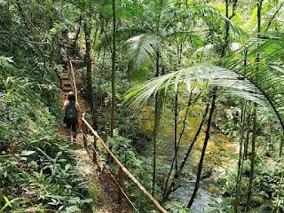 Legado das Águas oferece atividades de ecoturismo para toda a família