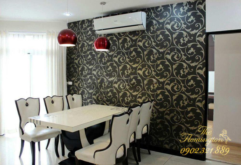 Cho thuê căn hộ cao cấp Flemington - giấy dán tường đẹp