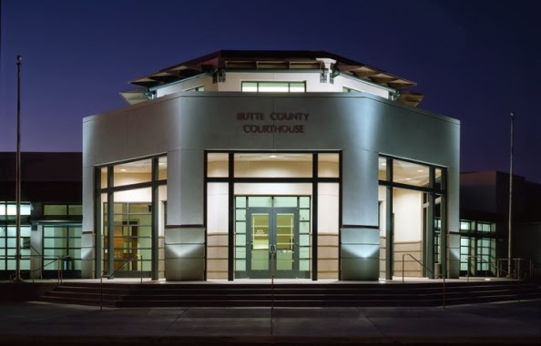 Oroville Courthouse