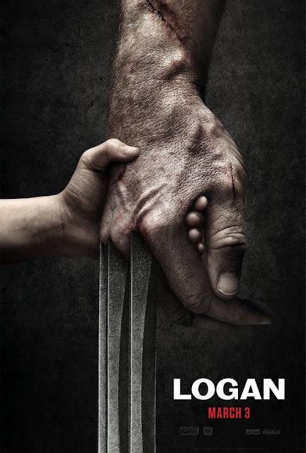 wolverine 3 logan poster