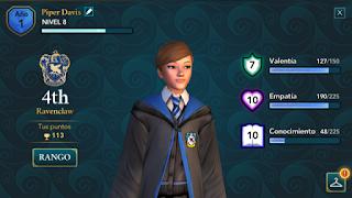 Personaje en Hogwarts Mystery