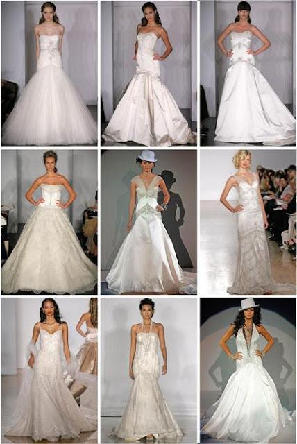 Vestidos de novia según tu cuerpo
