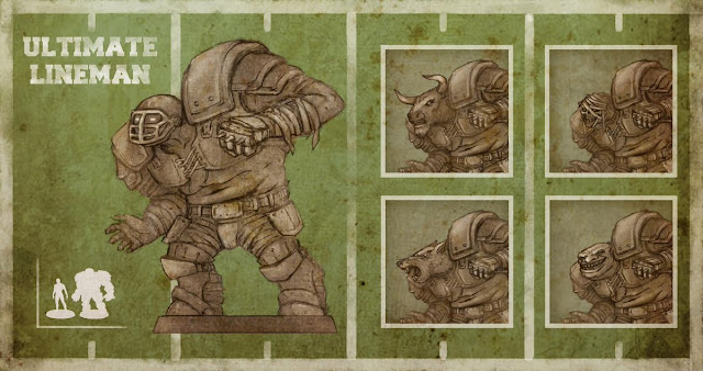 Puppetswar: Fantasy Football Ultimate Lineman