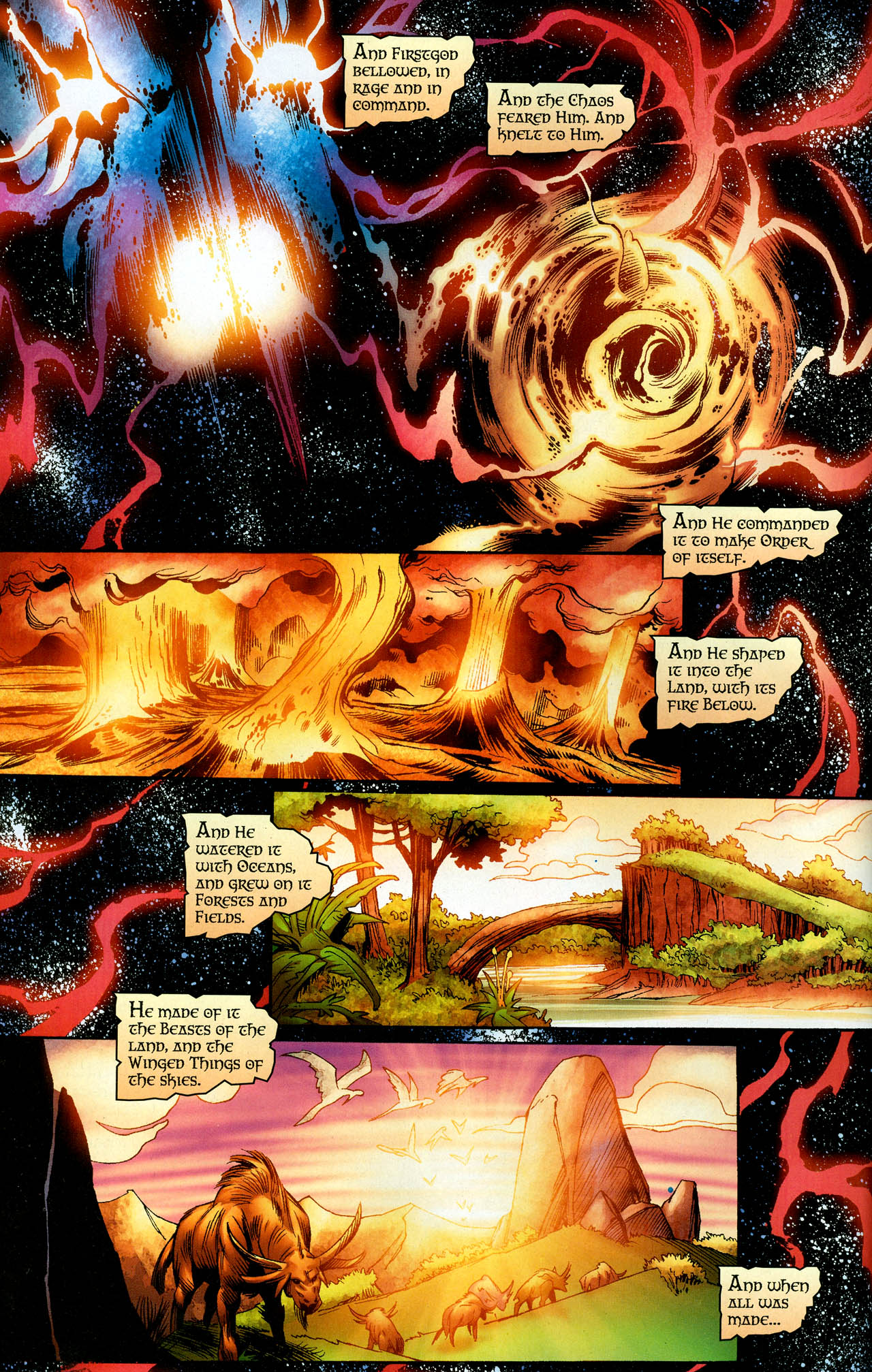 Read online Trinity (2008) comic -  Issue #30 - 4