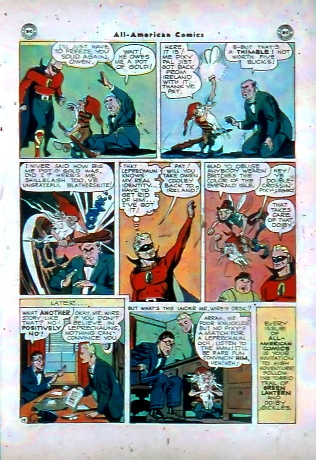 Read online All-American Comics (1939) comic -  Issue #74 - 15
