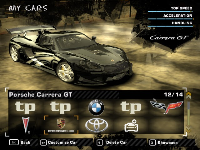 Nfs: most wanted cadê o game download savegames save game 100%.