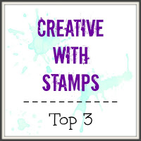Creative with Stamps - Top 3