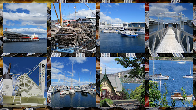 Long weekend in Hobart: Hobart Harbor