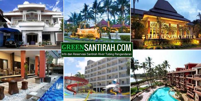 Daftar Hotel Populer di Pangandaran