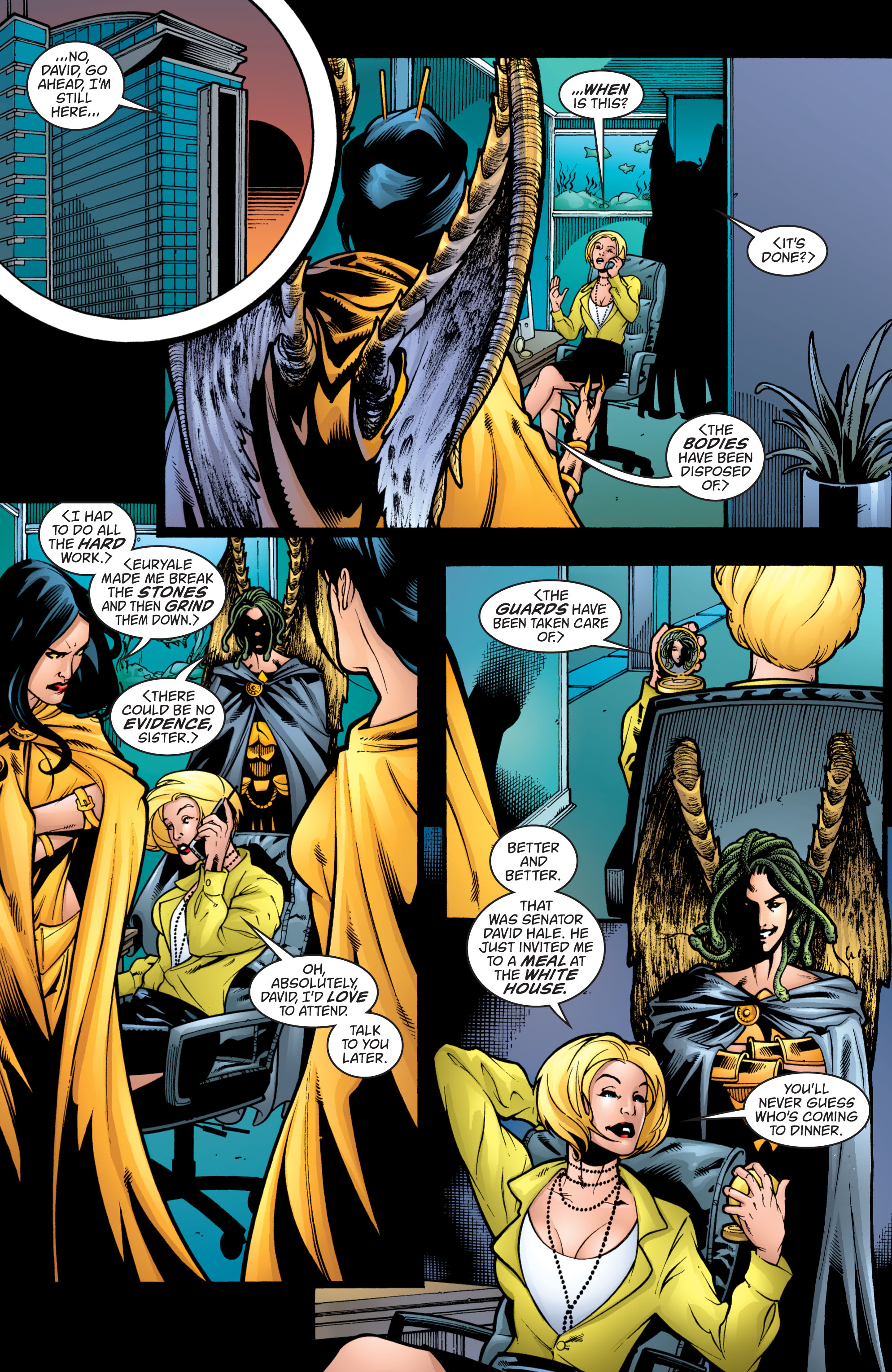 Read online Wonder Woman (1987) comic -  Issue #207 - 23
