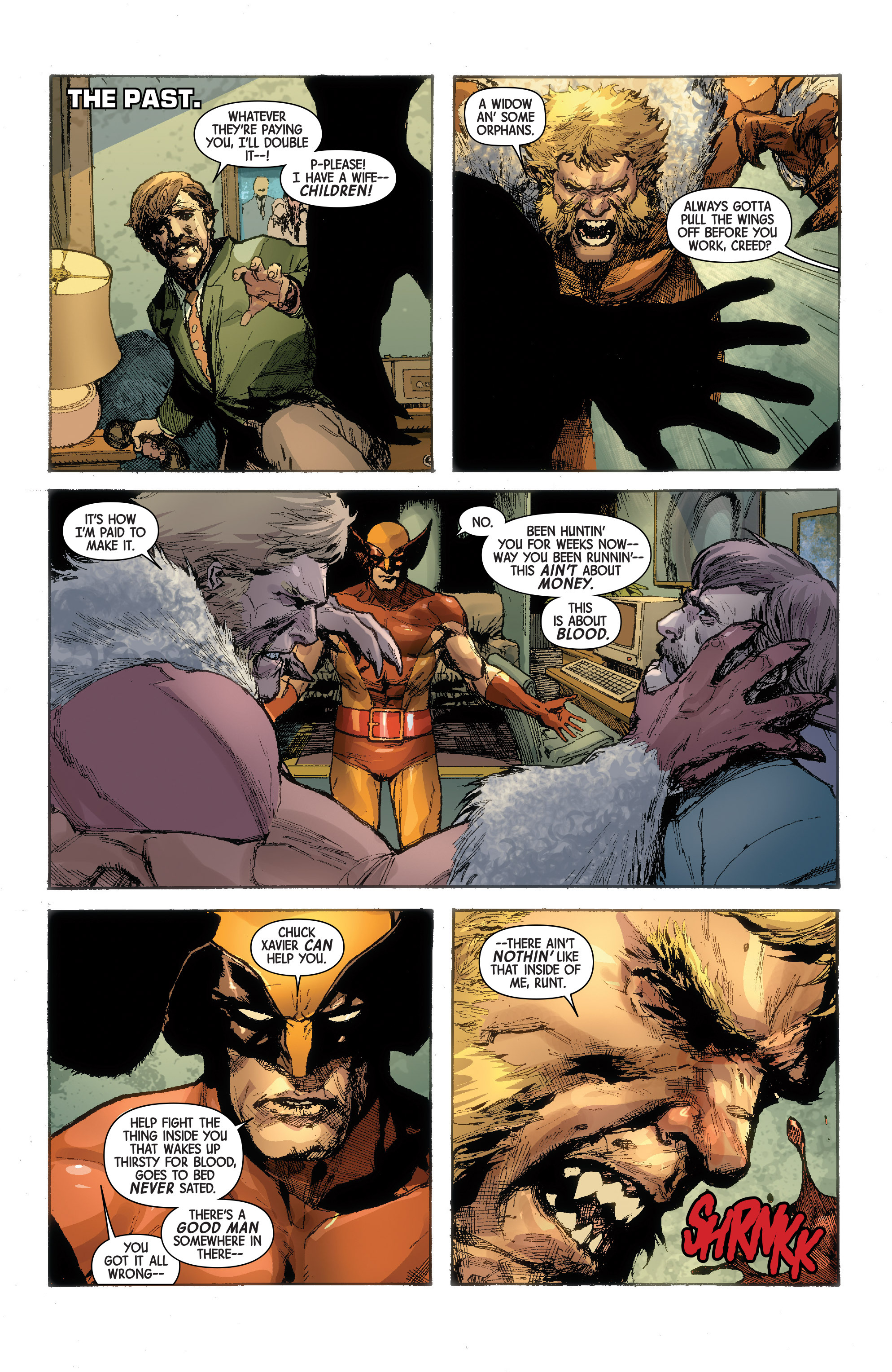 Read online Avengers & X-Men: AXIS comic -  Issue #9 - 4