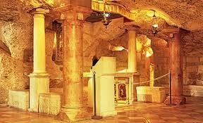 Milk Grotto Chapel