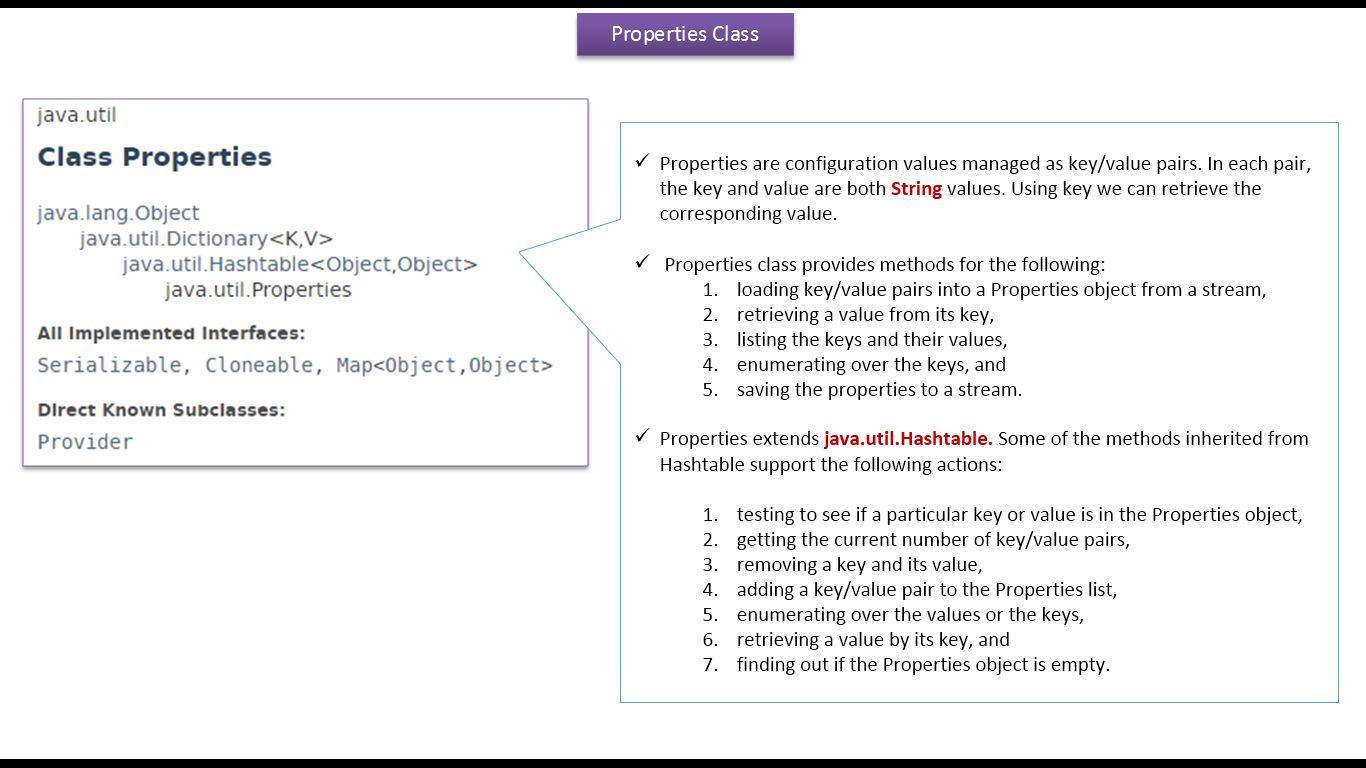 Java ee java tutorial properties class in java java properties java tutorial properties class in java java properties tutorial baditri Gallery