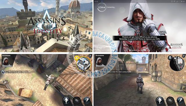 download Game Assassin's Creed Identity Apk + OBB Data gratis