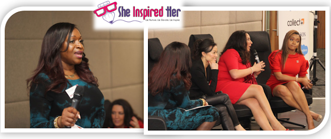 Take Away Tips from the Female Panelists at this years Power of Women Awards #PowerfulWomen #SheInspiredHer